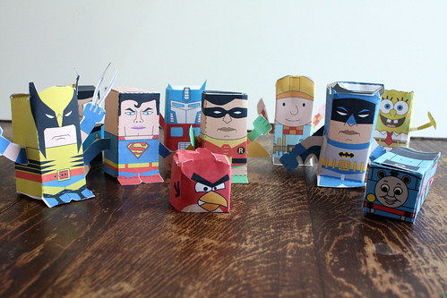 Paper Toys