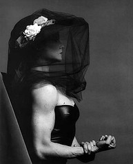 Robert Mapplethorpe (kraftgenie) Tags: veil mapplethorpe mondo