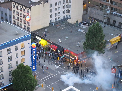 2011 Vancouver Canuck riots