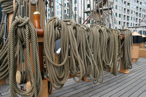 Some - of many - ropes