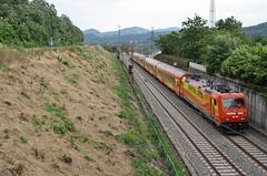 Il Santhi - Livorno (Maurizio Zanella on/off (on vacation!!!!)) Tags: italia trains railways aw treni ferrovie arquatascrivia e484901 arenaways e483019