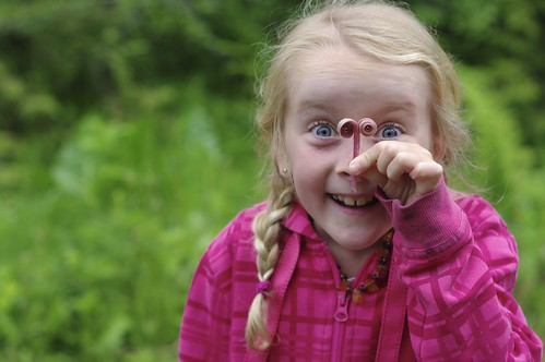 Teeny Binoculars?