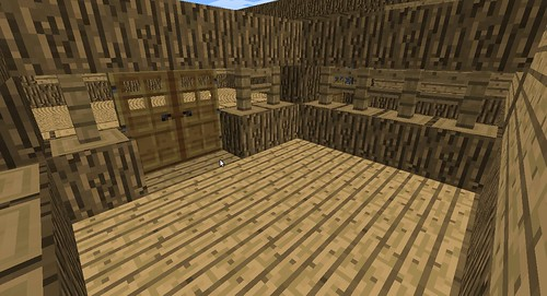 Howto Build A Barn Screenshots Show Your Creation Minecraft