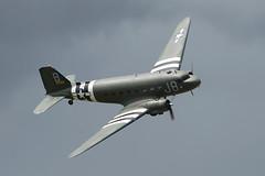 315211 DC-3 DAKOTA [N1944A] (pix42day) Tags: uk gloucestershire dakota kemble 2011 c47a n1944a 315211 cotswoldairport cotswoldairshow2011