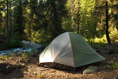 Teanaway tent