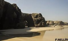 Playa de las Catedrales - Lugo (Spain) (P. HELLIN) Tags: lugo ribadeo spain cantabrico playa catedrales