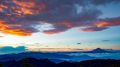 Morning Fuji and September sky (shinichiro*) Tags: 山梨市 山梨県 日本 jp 20160927ds39396 2016 crazy shin nikond4s distagont2825zf fuji autumn september 国師岳 yamanashi japan morning 秋景色 seaofclouds 29354982394 201612gettyuploadesp 627593556