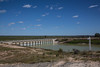 Gates stop water from Copi Hollow from flooding into Lake Menindee (Patrick Keogh) Tags: menindee newsouthwales australia au