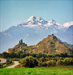 Sion (Katarina 2353) Tags: landscape alps mountain switzerland swiss katarina2353 katarinastefanovic film nikon
