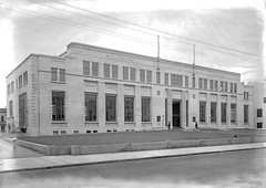 7; Wellington Central Library, Mercer Street - Circa 1940 (Wellington City Council) Tags: wellington historicwellington 1800s 1900s 1950s