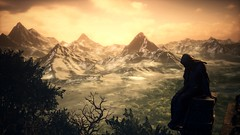 Alone with your thoughts (Aphersis) Tags: darksoulsiii darksouls3 darksouls cinematic reshade fov statue scenery landscape