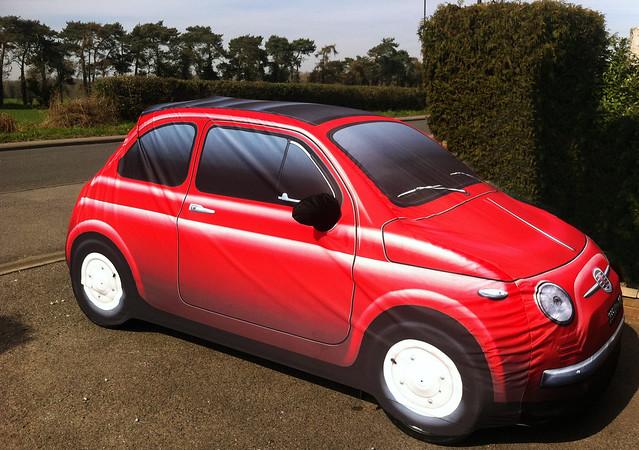 General: Fiat 500 Car Cover - The FIAT Forum