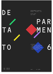 Departamento (_Untitled-1) Tags: colors magazine square grid typography layout design graphic cover editorial osaka network departamento