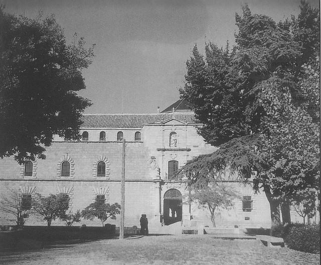 Hospital Tavera a mediados del siglo XX