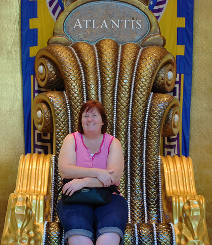 "Myself in the ""Big Chair"""