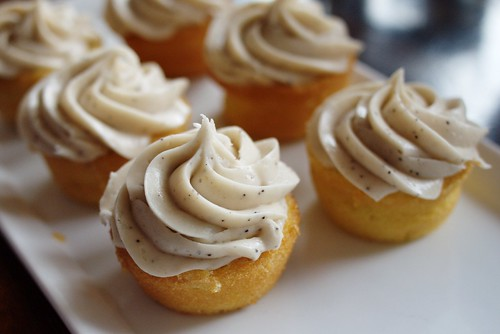 Chiffon Cupcakes with Espresso Buttercream @ Taste