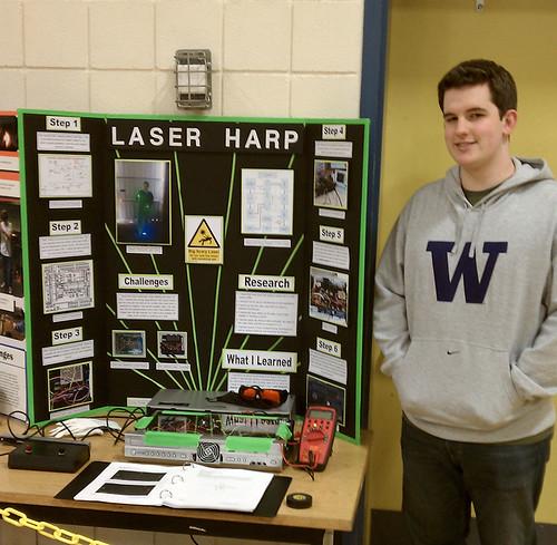 Laser Harp Senior Project