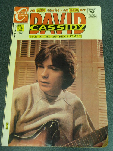 david cassidy cover