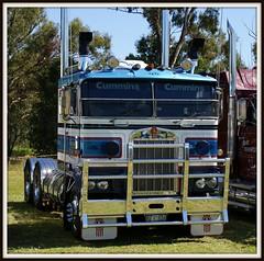 Older cabover... (quarterdeck888) Tags: trucks kenworth jerilderietruckphotos jerilderietrucks oaklandstruckshow
