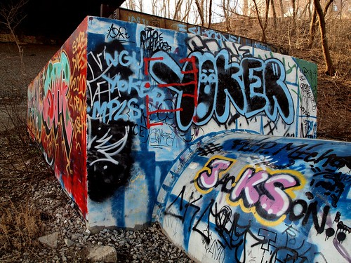Culvert for a Canvas