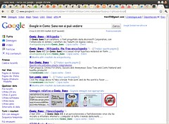 Comic Sans - Cerca con Google [April Fools' Day 2011]