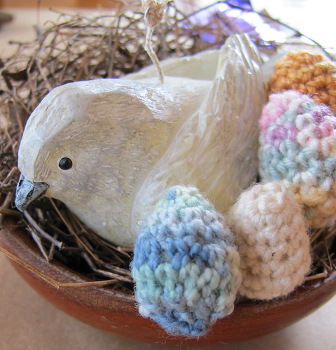 Crochet some Eggs!