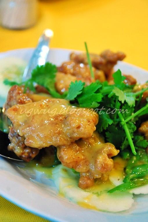 3 Flavour Chicken