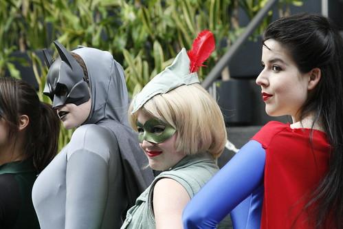 Wondercon: Superhero Women