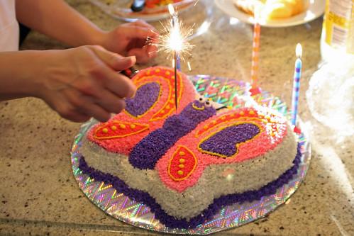 Danika's 3rd Birthday Party