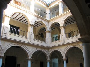 palacio abacial