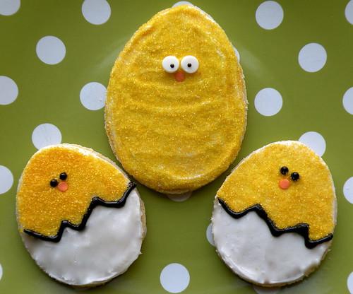 MF Egg Cookies