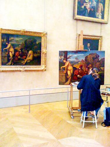 <span>parigi</span>Louvre<br><br>Ci si prova... Magari un giorno chissà...<p class='tag'>tag:<br/>cultura | viaggio | parigi | </p>