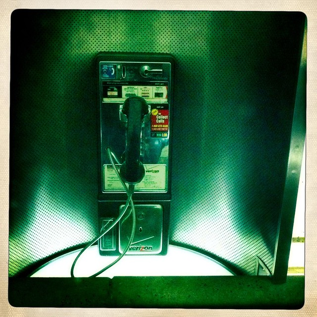 They still have payphones on the WMTA!?