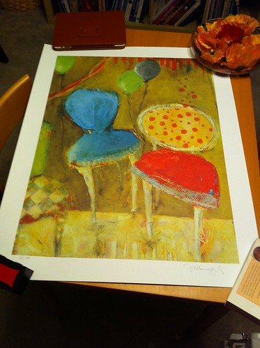 Mystery Print by chitarita