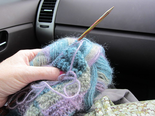 Knitting Fail