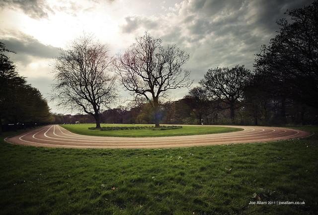 Regent's Park Running Track