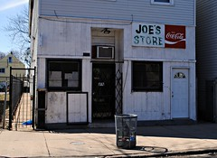 Hey Joe (Cragin Spring) Tags: old city urban chicago building sign store illinois midwest coke storefront southside cocacola joes grocery backoftheyards woodstreet neighborhoodstore mapastore