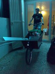 Bakfiets: a bicicleta de caixa aberta