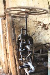 Εργαλεία από σιδεράδικο (Tools from blacksmith)