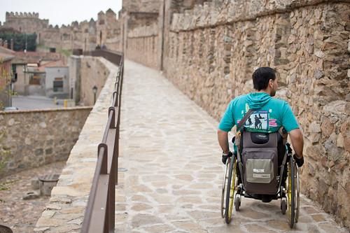 Ávila, una ciudad accesible