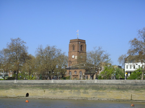Chelsea Old Church