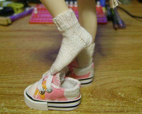 Anjeni's Socks