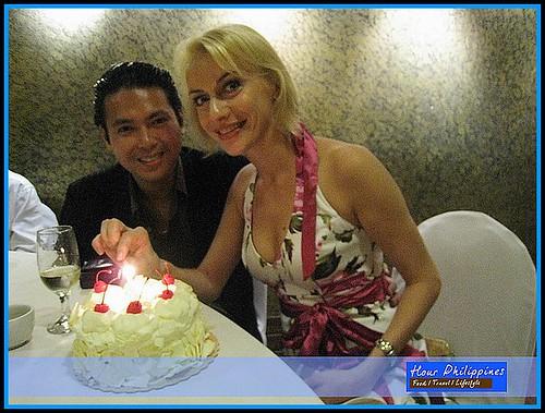 Hai Shin Lou Bday Cake