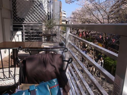 2011年04月05日 花見ランチ