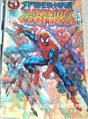 Spider-Man Maximum Clonage Alpha #1 (Lonnie's Life) Tags: comics spiderman clones kane marvelcomics scarletspider