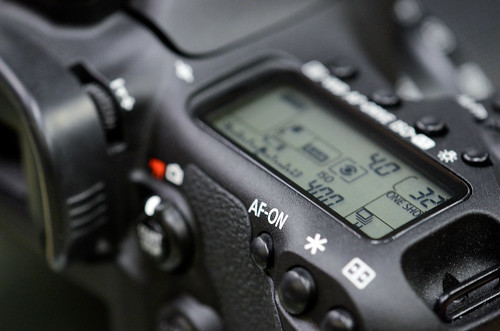 Canon 7D 60D T3i exposure lock focus lock back button focus Nikon D5100 D7000 AE-L AF-L