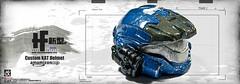 HAZEL-FANTASY - Custom KAT Helmet (HAZE-1/4cm) Tags: design amazing kat hand parts helmet system made production nightmare minifigs custom armory product ltd accessory csutom hazelfantasy