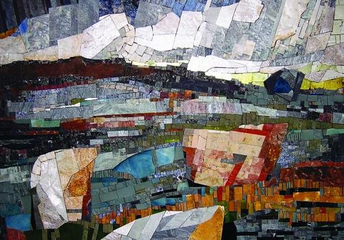 Mosaic art « Gustav van Treeck Werkstätten für Mosaik und Glasmalerei