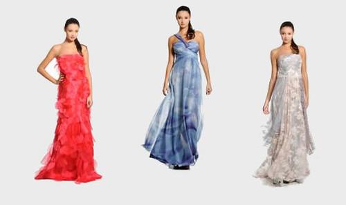 fotos de vestidos longos 2011