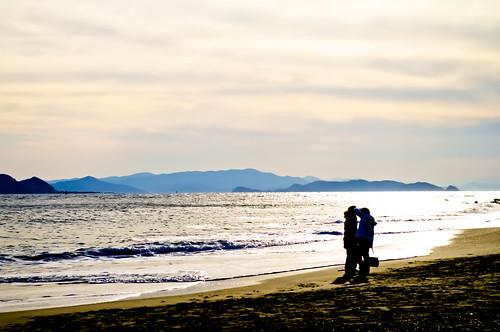 恋路ヶ浜(Koijigahama) by monoblogoo